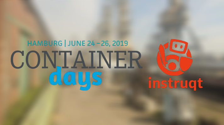 Instruqt at Container Days 2019