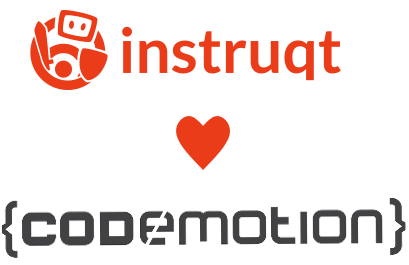 Instruqt at Codemotion 2018