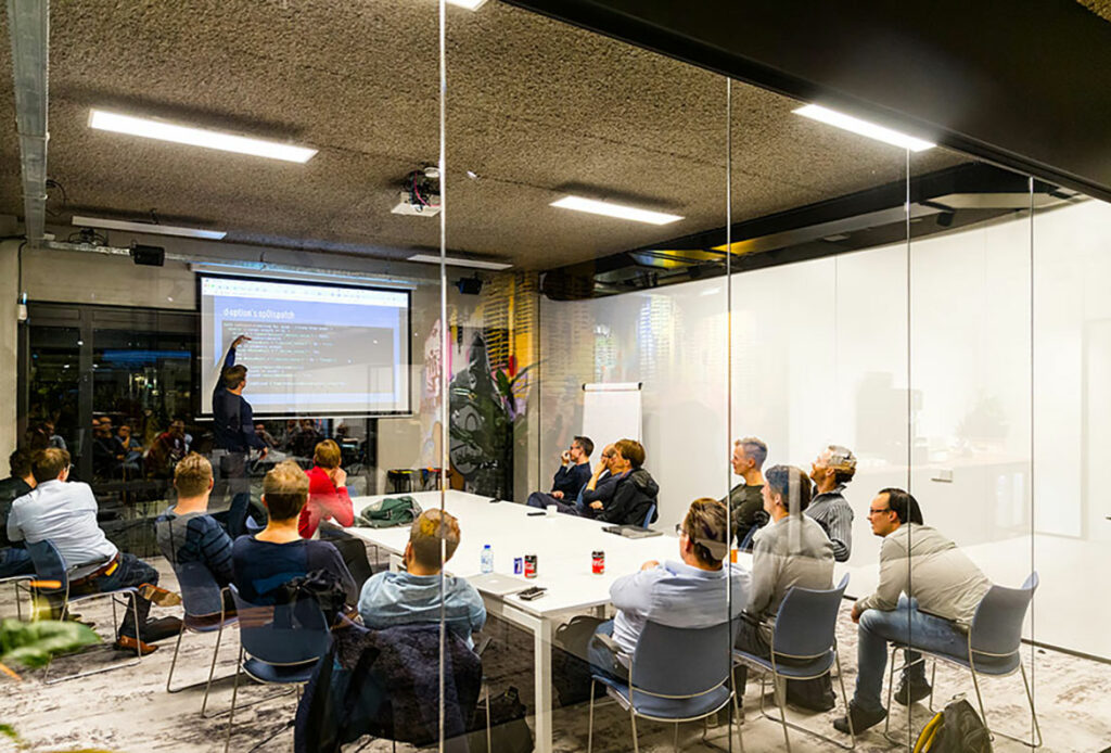 Sharing knowledge on computer science at Xebia