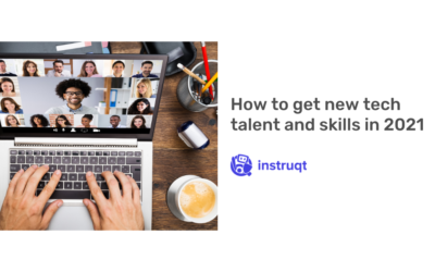 Becoming software-driven: how to get new tech talent and skills in 2021