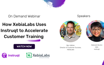 How XebiaLabs Uses Instruqt to Accelerate Customer Training