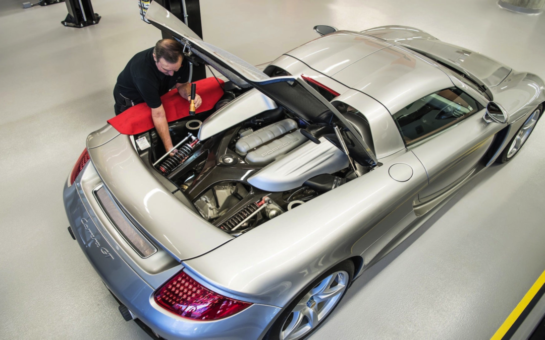 What CIOs can learn from Porsche Carrera GT when it comes to onboarding