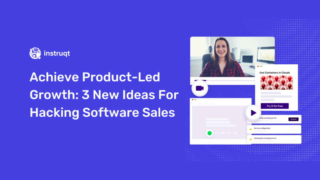 3 Product Led Ideas for Growth